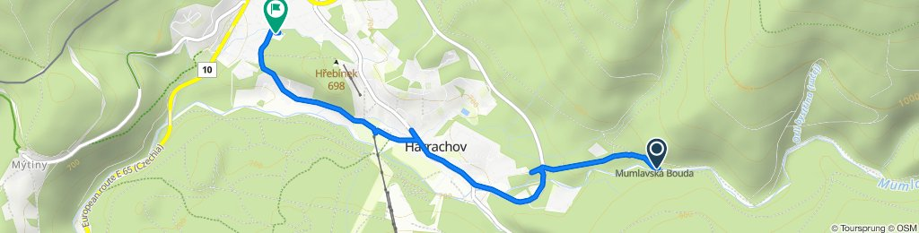Cracking ride in Harrachov