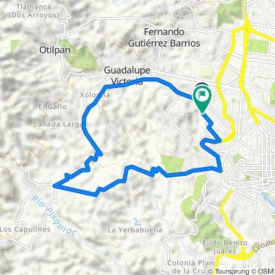 Paseo lento en Xalapa-Enríquez