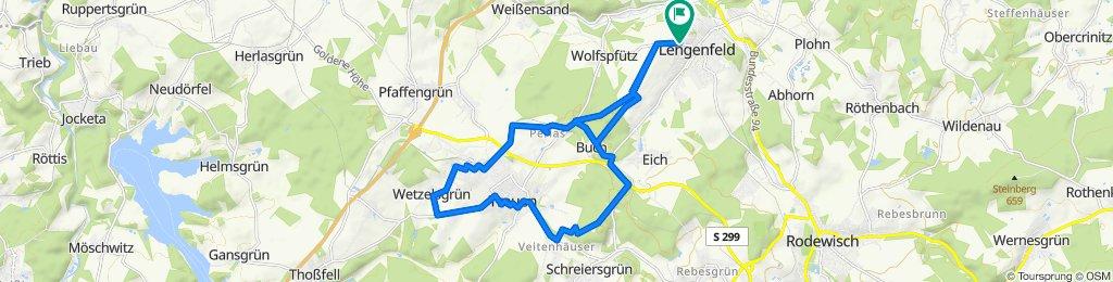 Weststraße 24, Lengenfeld nach K7822 24, Lengenfeld