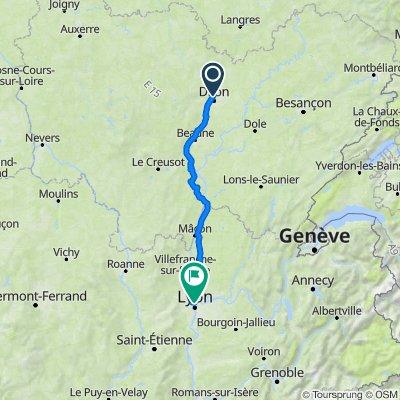 CONFLUENCES 2020 - District NORD (Dijon > Lyon)