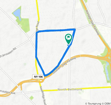 2600–2798 Meadow Ct, North Bellmore to 2725 Meadow Ct, North Bellmore