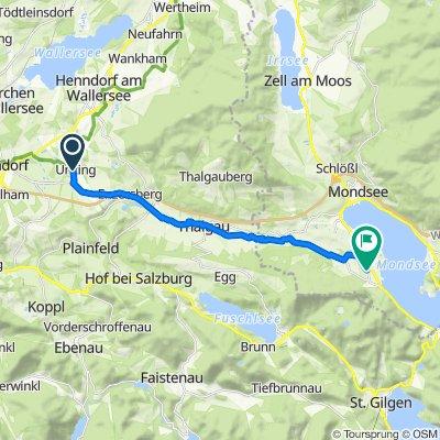 SM3d Unzing (near Eugendorf) - St. Lorenz / Detour, Part 1