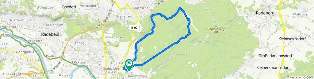 Dresdner Heide - Hofewieserunde