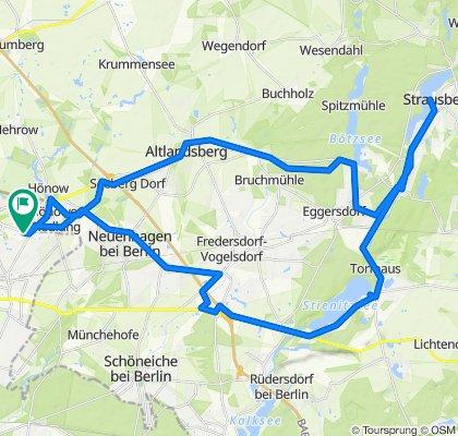 Berlin Strausberg 30.6.20