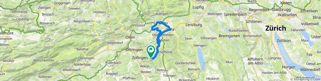 Grabenstrasse 102, Bottenwil nach Grabenstrasse 102, Bottenwil