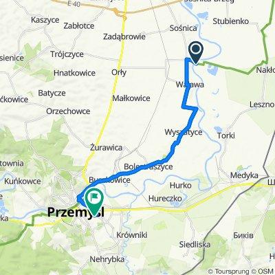 Powolna trasa w Stubno