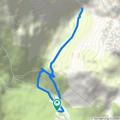 CascadaLaLarrixParador6c5km