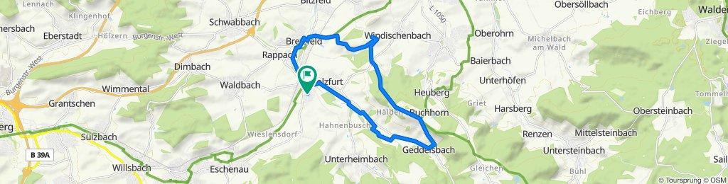 Tannenstraße 13, Bretzfeld nach Tannenstraße 13, Bretzfeld