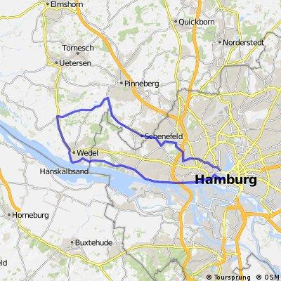 Vattenfall Cyclassics 2010, 55km