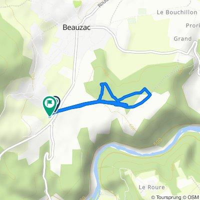 De Chemin de l'Écu, Beauzac à 95 Chem de l'Ecu, Beauzac
