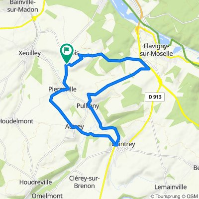 De Route de Pierreville 16, Frolois à Route de Pierreville 16, Frolois