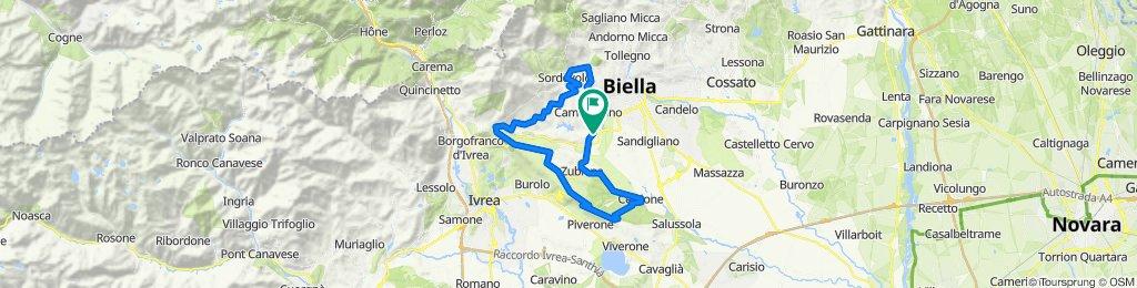 tour unione montana valle elvo