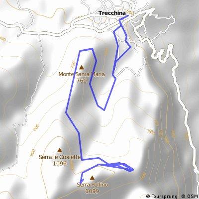 Trecchina - Monte - Trecchina