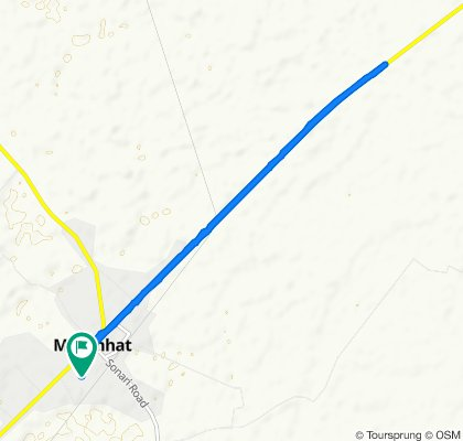 Moranhat Town to Moranhat Town