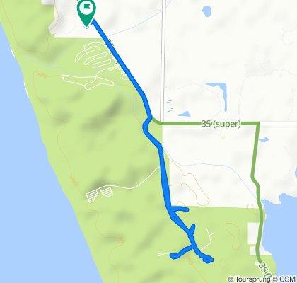 Steady ride in Norton Shores