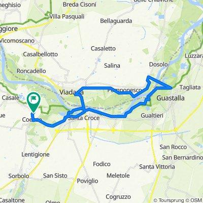 Da Via Castello 23, Mezzano Inferiore a Via Castello 23, Mezzano Inferiore