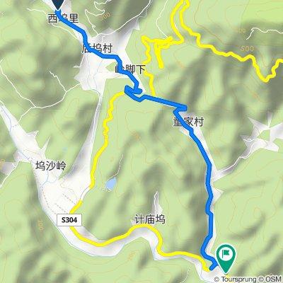 Easy ride in Huzhou