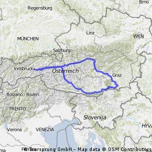 Zillertal - Südsteiermark - retour