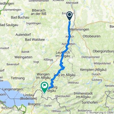 Allgäu Tour