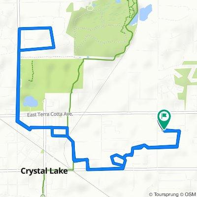 600–798 Savannah Ln, Crystal Lake to 680 Silk Oak Ln, Crystal Lake
