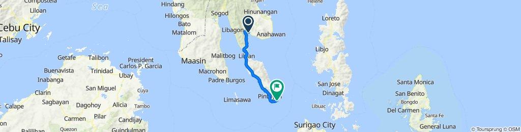 day 11: saint bernard to san ricardo port