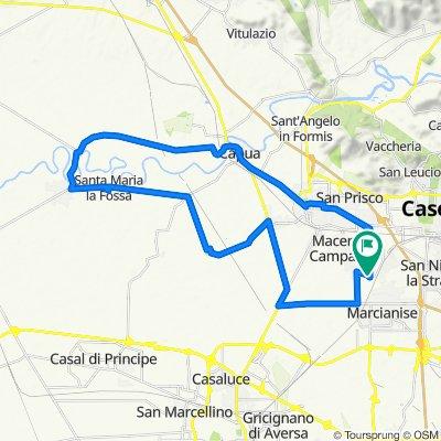 Tour veloce in Macerata Campania