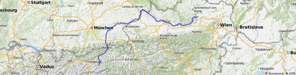 Zillertal - Krems 2007
