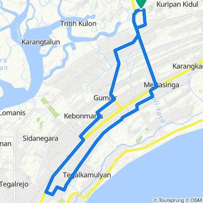 #Day 4 (18,84 Km)