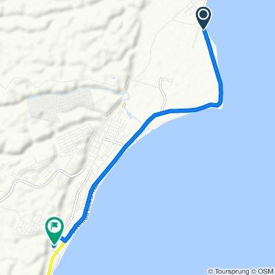 Caminhada lenta Porto Seguro