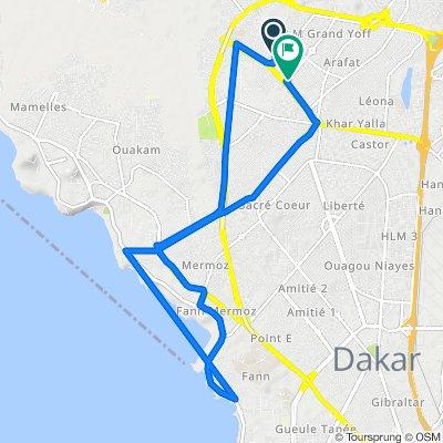De Rue GY 27 32, Dakar à Sénégal, Dakar