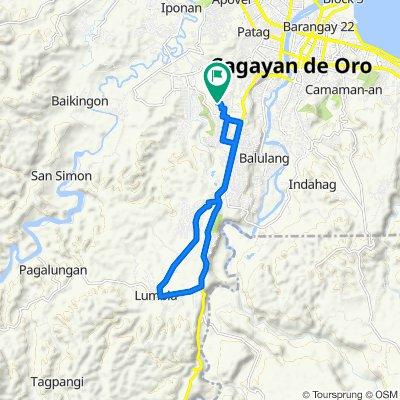 SM Bypass Road, Cagayan de Oro to SM Bypass Road, Cagayan de Oro