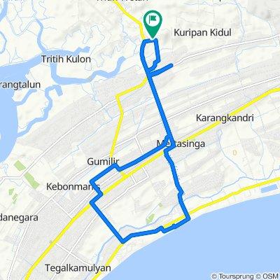 #Day 6 ( 17,25 Km)