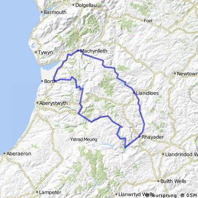 Trans Cambrian Cyclo Sportive