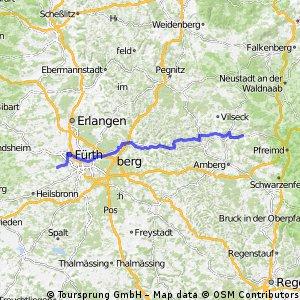 Paneuropa-Radweg (Paris - Prag) 2010 [Tag12]