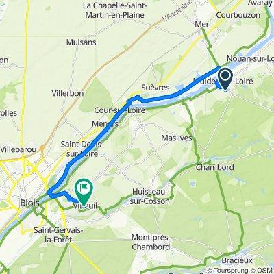 Blois Noirmoutier