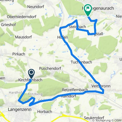 Easy ride in Herzogenaurach