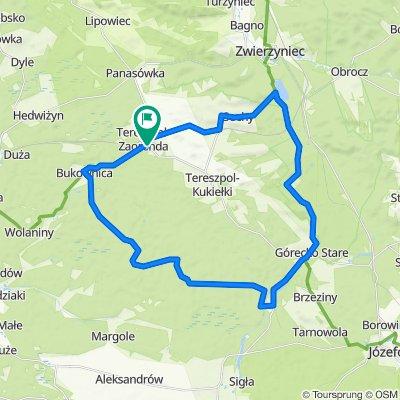 Tereszpol - 40km