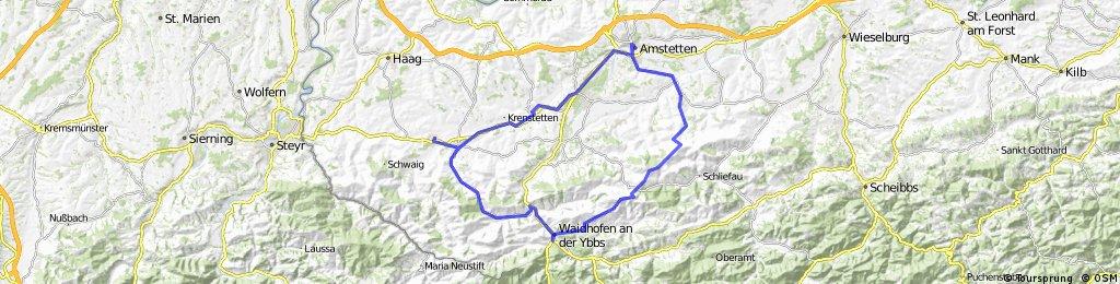 Amstetten-St. Peter-Waidhofen-St. Leonhard-Amstetten