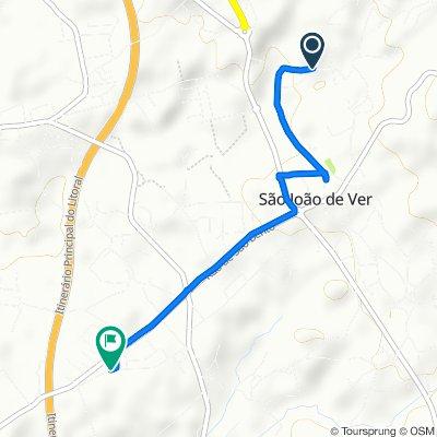 Fast ride in Santa Maria da Feira
