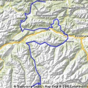 Garmisch-Partenkirchen - Rettenbachferner