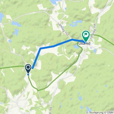 SKINNARLYNGEN 110 to Varbergsvägen 6