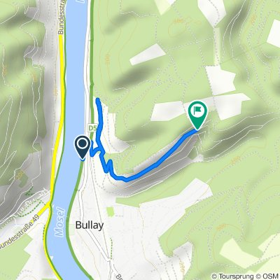 Easy ride in Bullay