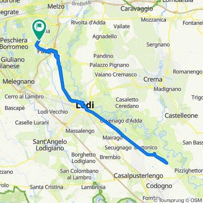Strada del Vino San Colombano e dei Sapori Lodigiani - Caleppio/Camairago