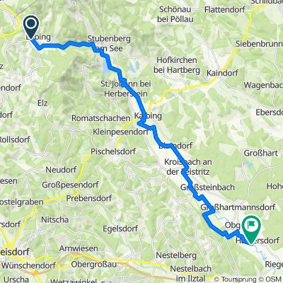 Feistritztalradweg (Unterfeistritz-Hainsdorf)
