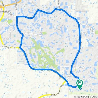 14056 Bradbury Rd, Orlando to 14056 Bradbury Rd, Orlando