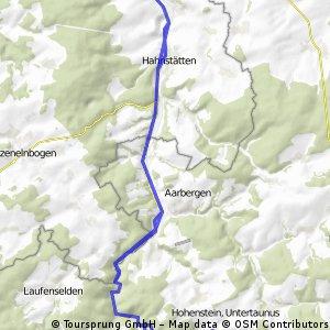 Holzheim>Hohenstein>Breithardt+Zurück