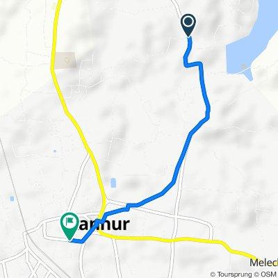 Kunhippalli Bus Stop, Kannur to SP Office Road, Kannur
