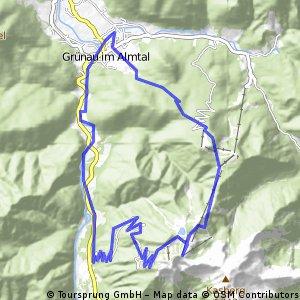 Kasbergrunde MTB 2010-08-19