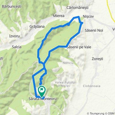 Monteoru Bike Adventure
