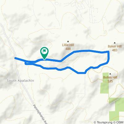 Apalachin Trail